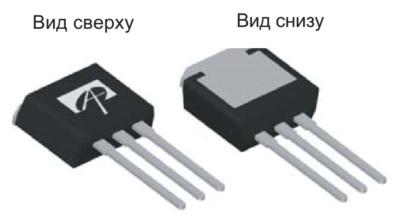 Корпус ТО-262