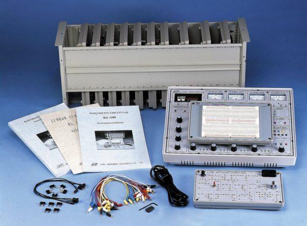 Комплексная автономная учебная система KL-100