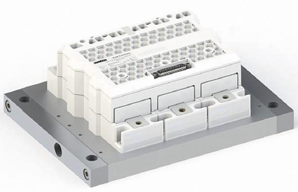 Модуль SKiiP 1814 GB17E4 – 3DUW с жидкостным охлаждением (радиатор NHC)
