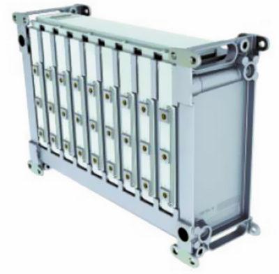 Девятисекционный 3-фазный модуль SKiiP 181X GD17E4-9DW (1700 В, 1500 А)