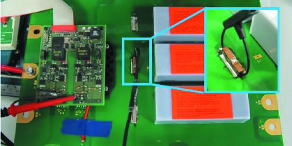 Низкоиндуктивный стенд для измерения характеристик модуля