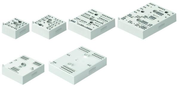 Семейство MiniSKiiP: единая платформа модулей с номинальным током 4–400 A