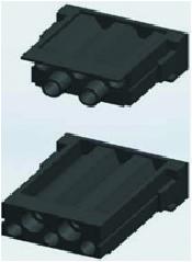 Разъем серии MOD, 5-полюсный модуль