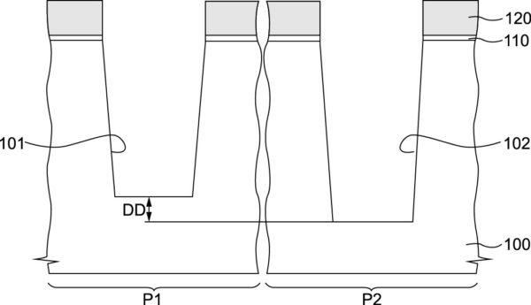 Новая технология изготовления Trench MOSFET (шаг 1)