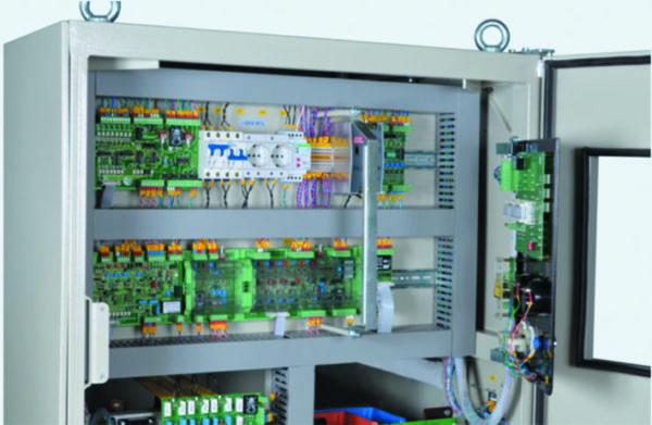 Система управления ПЧ типа «Петра-0141»