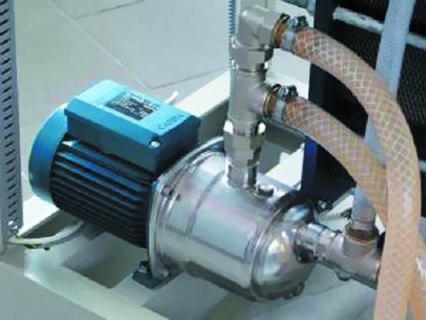 Двигатель-насос однофазный для «Петра-0395»