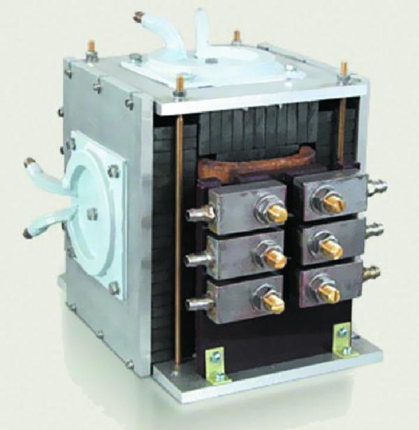 Закалочный малогабаритный трансформатор ТЗФ-450