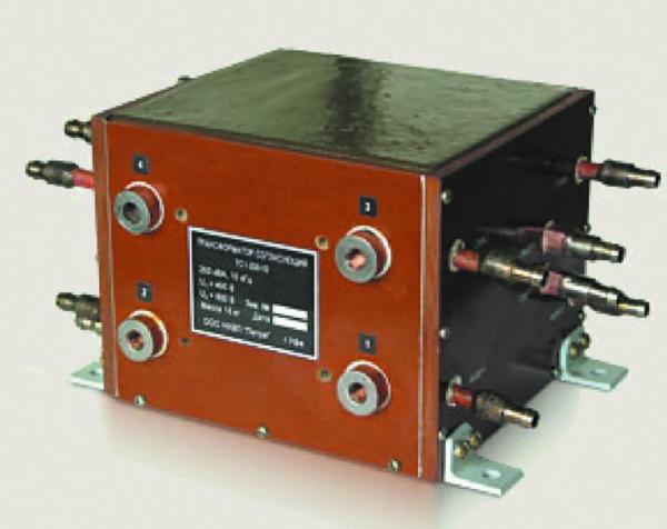 Согласующий малогабаритный трансформатор ТС1-200-10