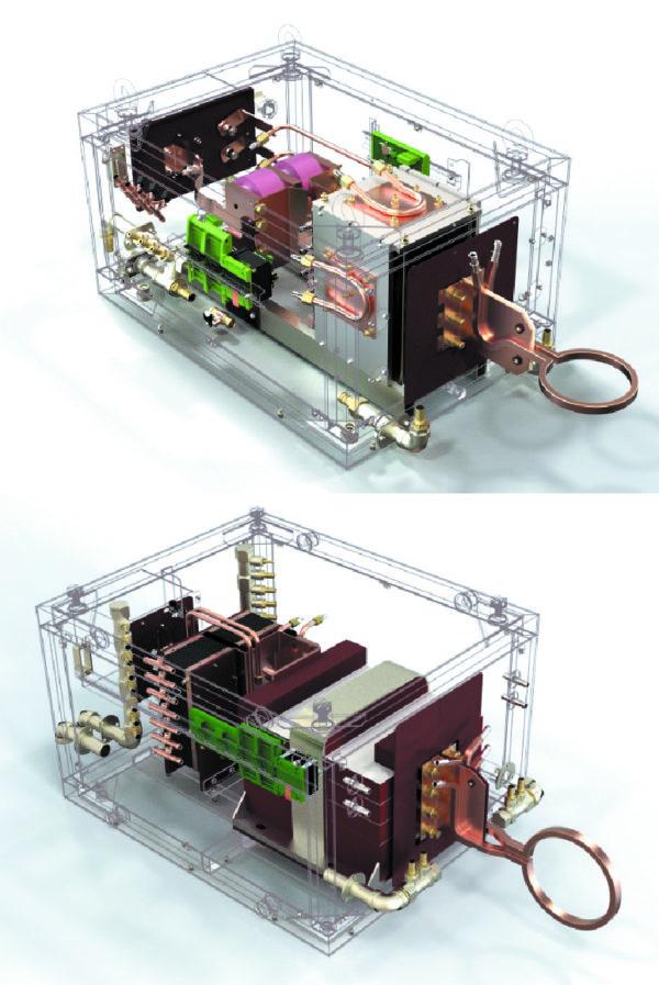 Трансформаторы закалочные для индукторов