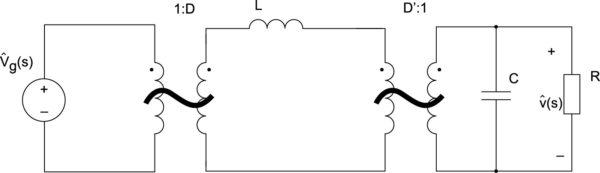 Упрощенная эквивалентная трансформаторная схема