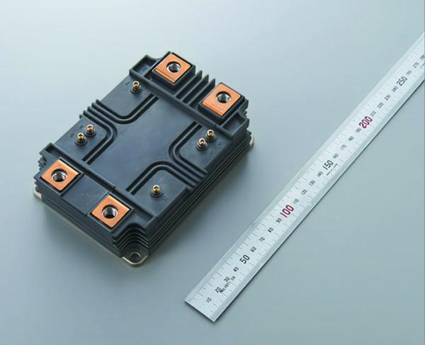 Прототип FullSiC-модуля на 6,5 кВ