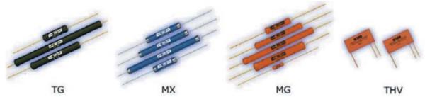 Прецизионные высоковольтные резисторы и делители напряжения