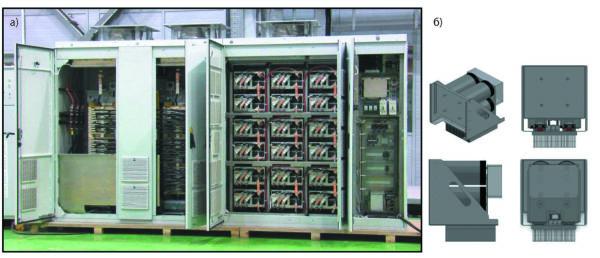 готовая MV-система (1,3 МВт, 3 кВ)