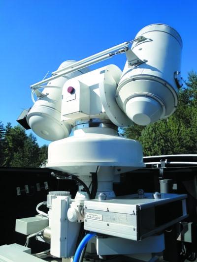 Станция наблюдения «Сажень-ТМ» системы ГЛОНАСС на базе университета Де Бразилиа