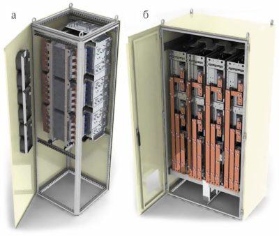 4Q-преобразователь мощностью 1,5 МВт с воздушным охлаждением для ветрогенератора DFIG