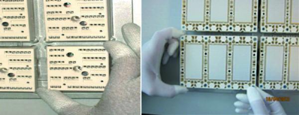 Изъятие модулей MiniSKiiP и SKiM 63/93 из упаковки