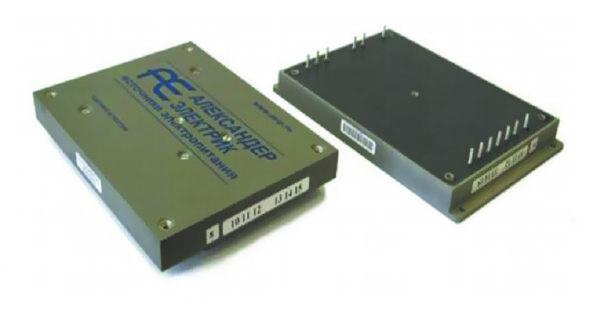 Внешний вид модуля серии МДМ640