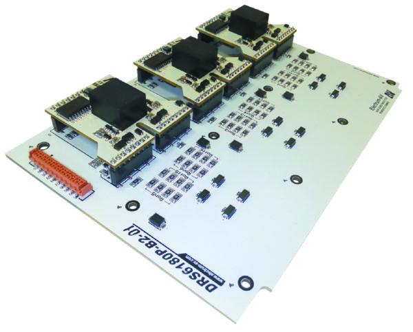 Драйвер ДРС6120 (аналог SKIM 63)
