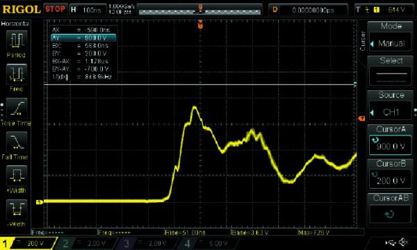 2С-снаббер 0,01 мкФ