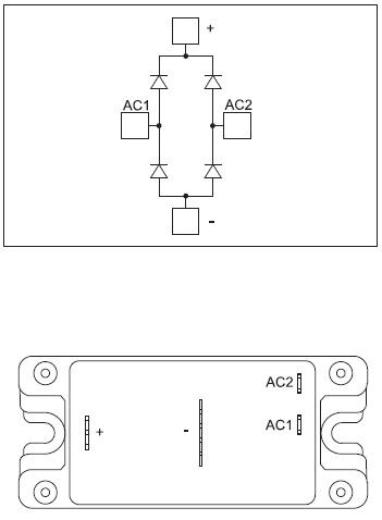 Модули в корпусах SP6