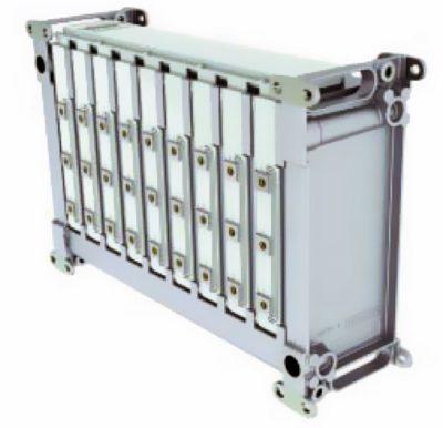 Девятисекционный трехфазный модуль SKiiP-X для преобразователя мощностью 1,5 МВт