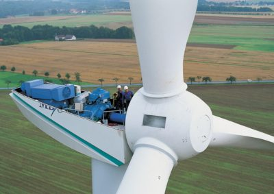 Ветроэнергетика: цифры и факты
