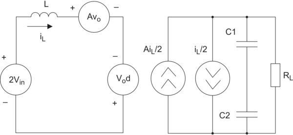 Линейная непрерывная модель ТПП