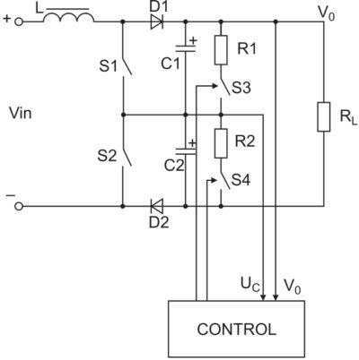 Дополнительные цепи, включаемые для устранения несимметрии