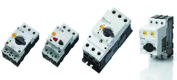 Автоматические выключатели серии Moeller