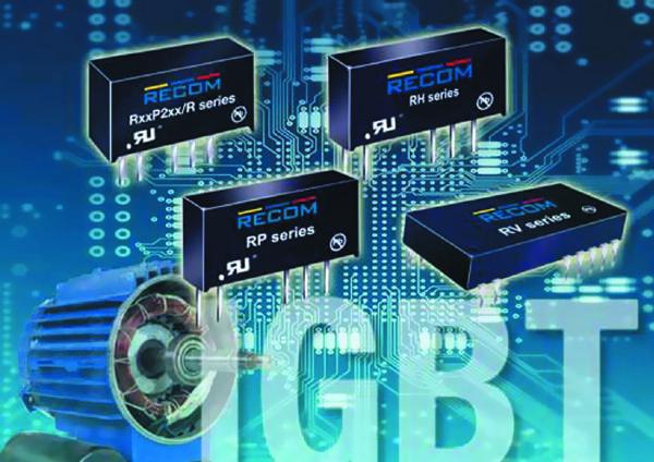Драйверы для IGBT-ключей
