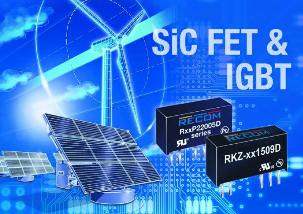 DC/DC-преобразователи силовых транзисторов