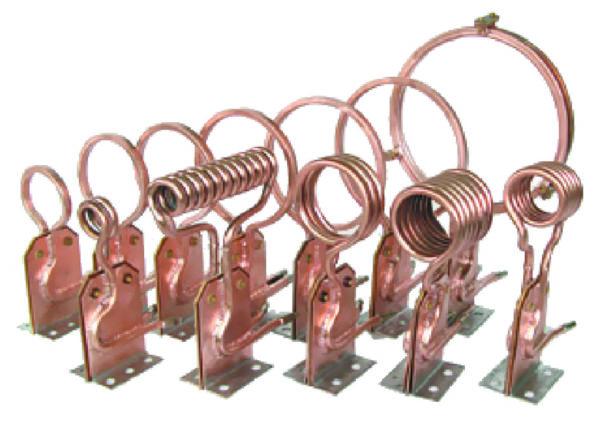 Индукторы кольцевые для индукционного нагрева