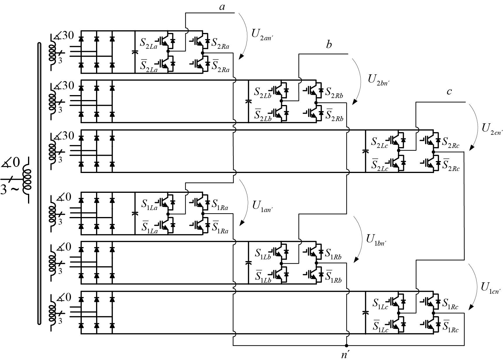 Схема конвертера 5L-SC2LHB VSC