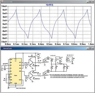 Испытательная модель сложного электромагнитного компонента