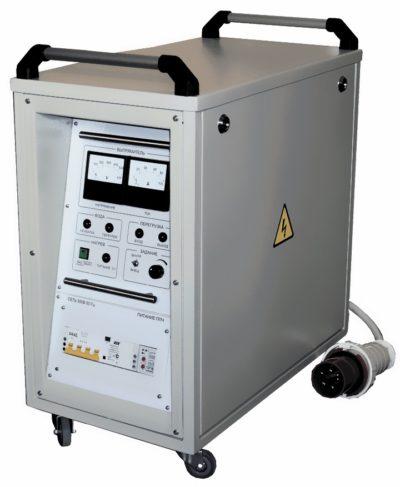 Общий вид преобразователя частоты «Параллель» ППЧ-30-66,0