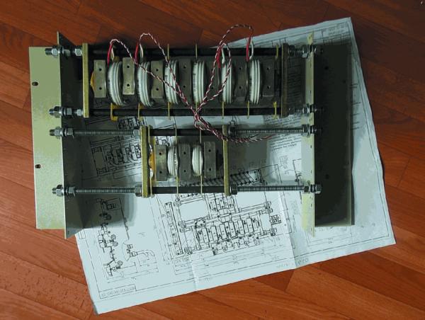 Блок силовых приборов ППЧ ПАРАЛЛЕЛЬ 320 кВт/2,4 кГц