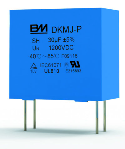 Пленочный конденсатор DKMJ-P