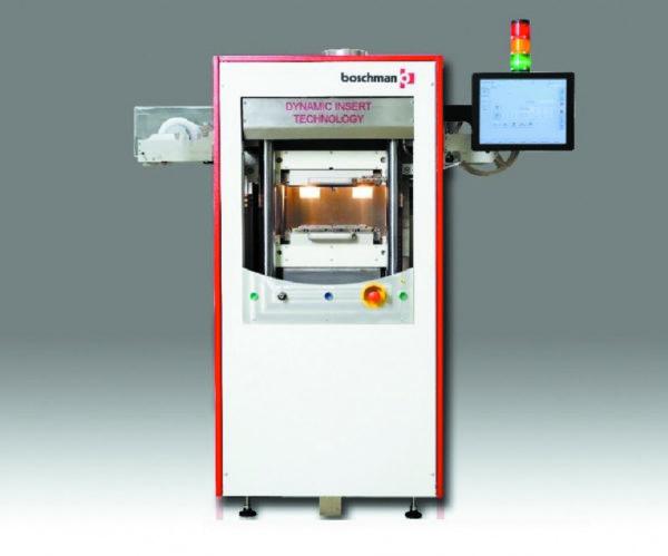 Sinterstar Innovate-F-XL — универсальная система спекания серебра с использованием технологии динамичных вставок и защитных пленок для пресс-форм. Система работает с различными выводными рамками, подложками, керамическими и кремниевыми пластинами
