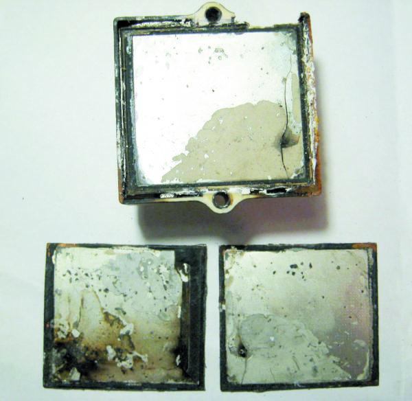 Пробои керамической изоляции резисторов