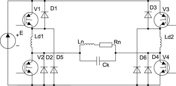 Полупроводниковый преобразователь комбинированной структуры [2]