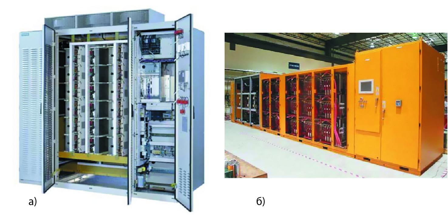 MV приводы на базе IGBT