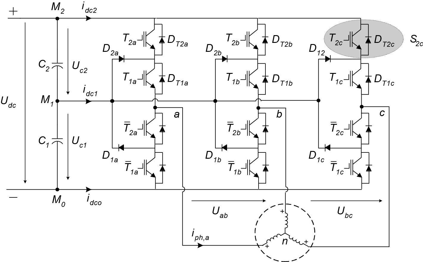 Схема 3L-NPC