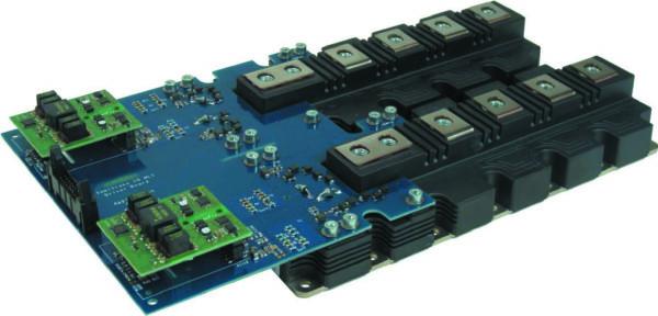 Плата SEMITRANS10 MLI Driver Board и модули SEMITRANS 10