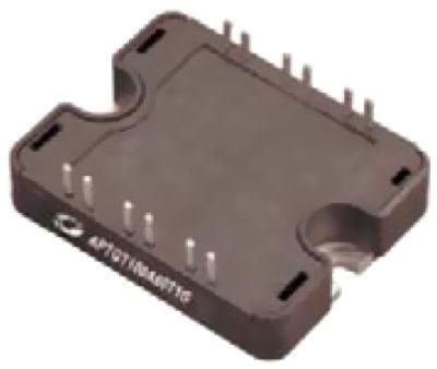 Транзистор, токоизмерительный резистор и датчик температуры в одном корпусе SP1