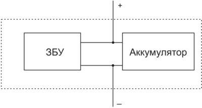 Зарядно-балансировочный модуль