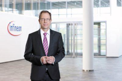 Рейнхард Плосс (Reinhard Ploss), CEO Infineon Technologies