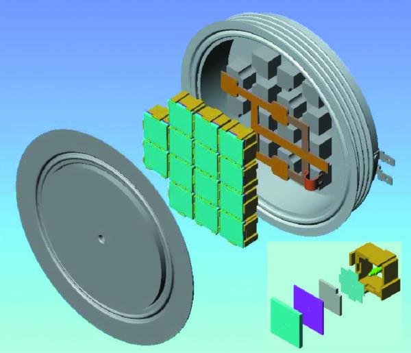 Конструкция Press-Pack IGBT-модуля