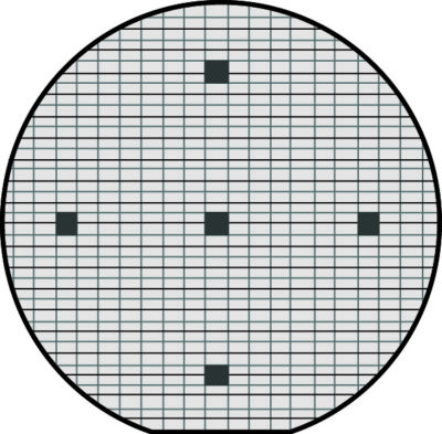 Пластина SiC ROHM Semiconductor