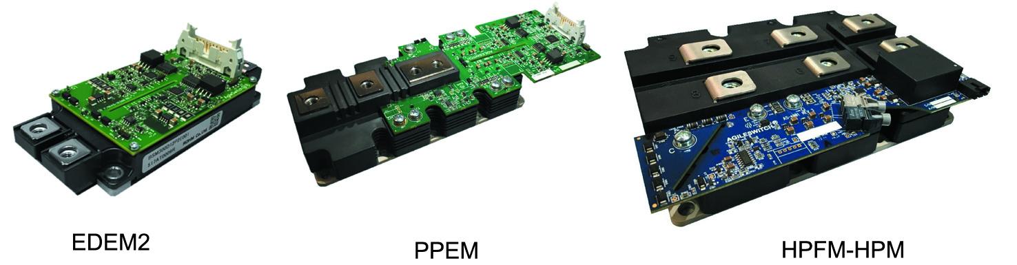 Драйверы AgileSwitch для IGBT силовых модулей EconoDual, PrimePACK и HPM/IHM/HiPack