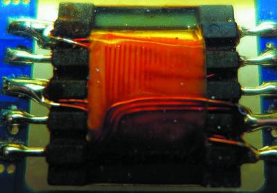 Трансформатор с основной изоляцией